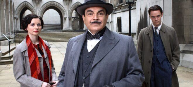 POIROT – Przygoda Johnny'ego Waverly