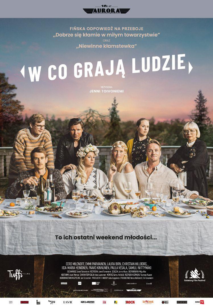 """""""W CO GRAJĄ LUDZIE"""" wkinach od2 lipca"""